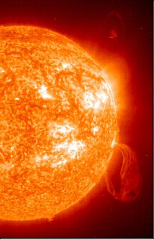 Maximum Sun 2001 March 1